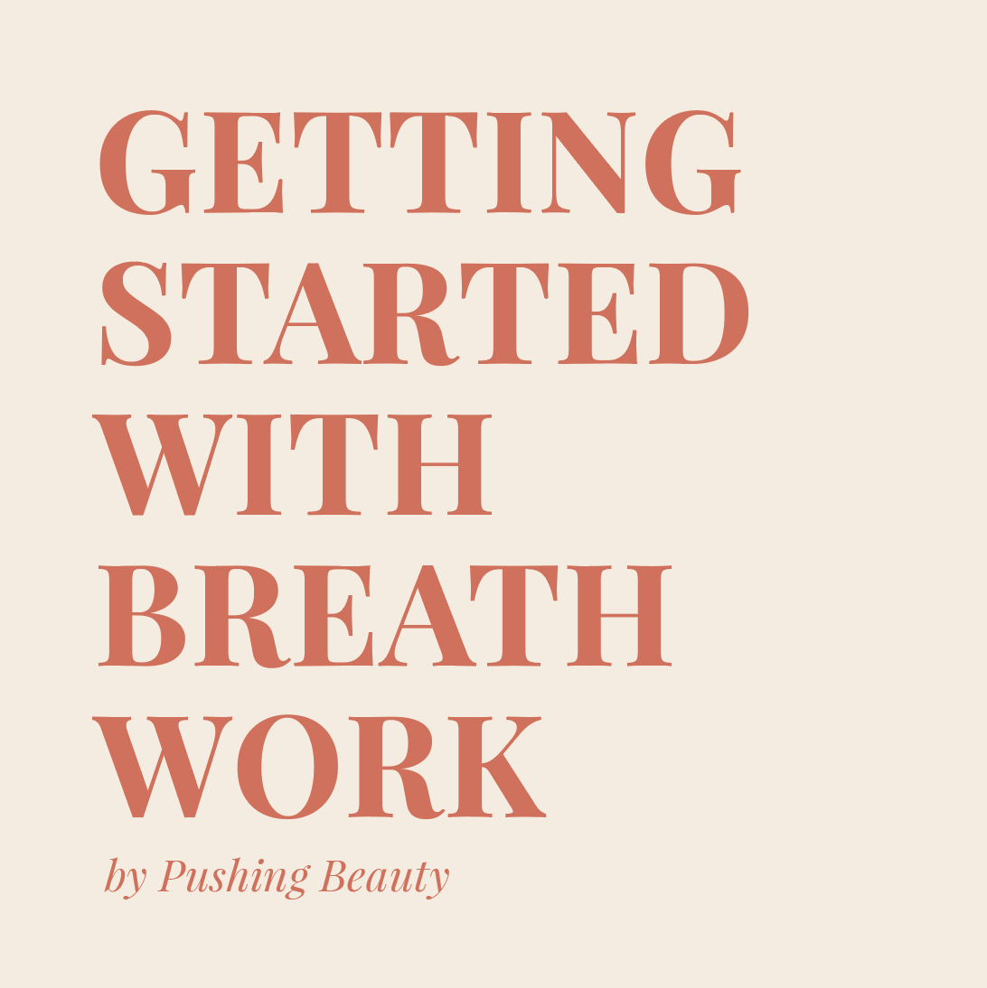 Getting Started with Breathwork is a kit to help you begin to implement a consistent Breathwork practice.