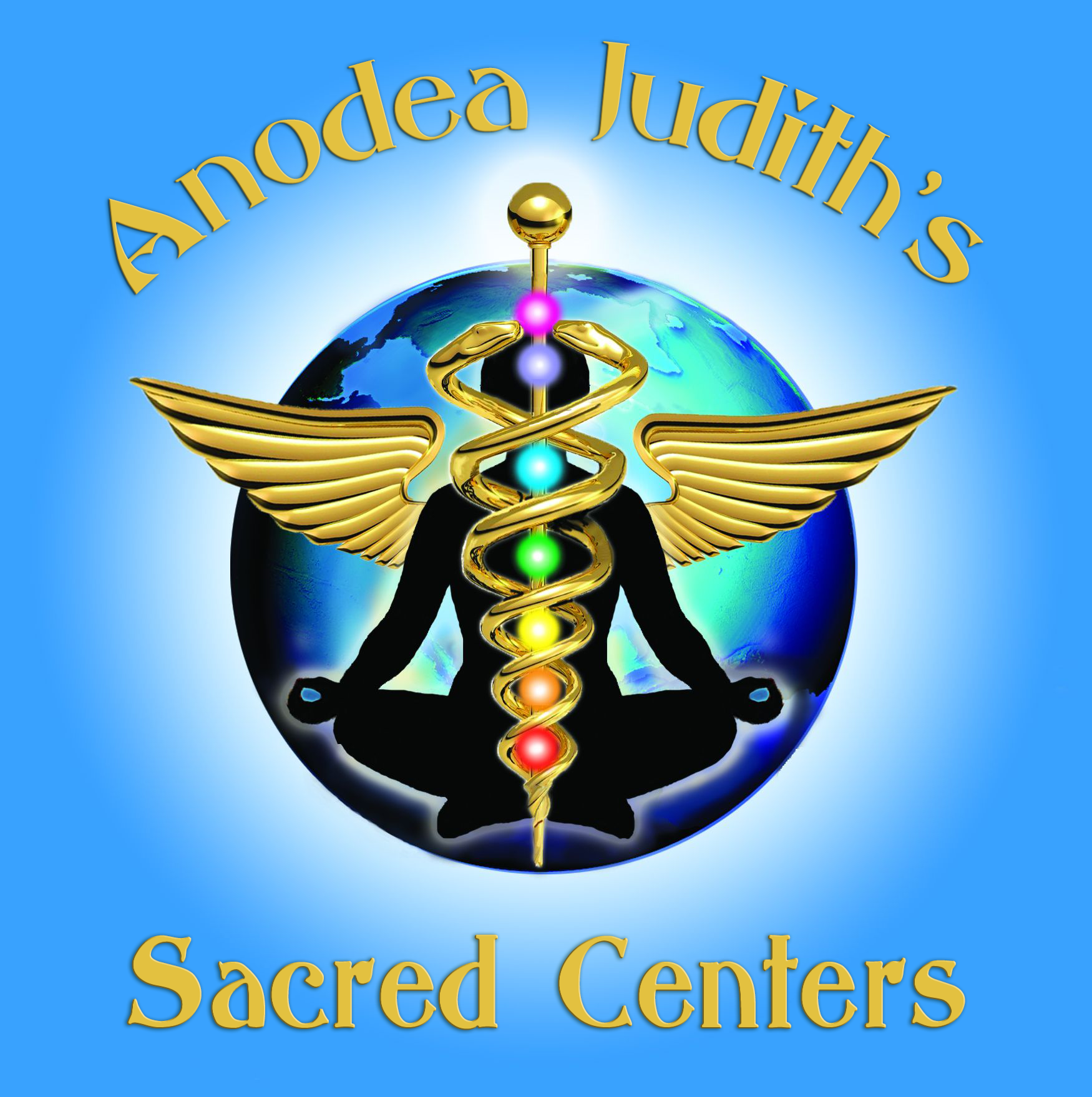 Anodea Judith's Sacred Centers is a teaching organization, founded by Anodea Judith, that uses the map of the chakra system for an embodied awakening of individual awareness and the evolution of global consciousness. We provide cutting edge information, teach live and digital workshops and classes, and provide certification training for advanced students who want to carry this work into the world.